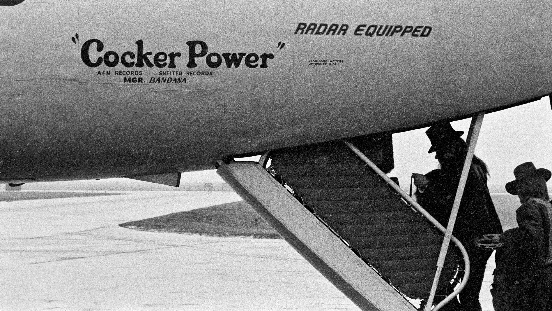 Cocker Power Plane